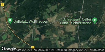 Google Map of Hustedt