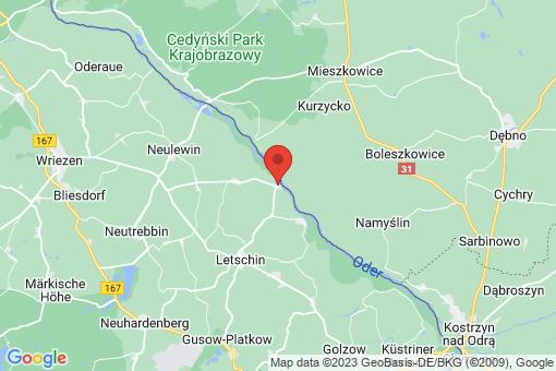 Karte Groß Neuendorf