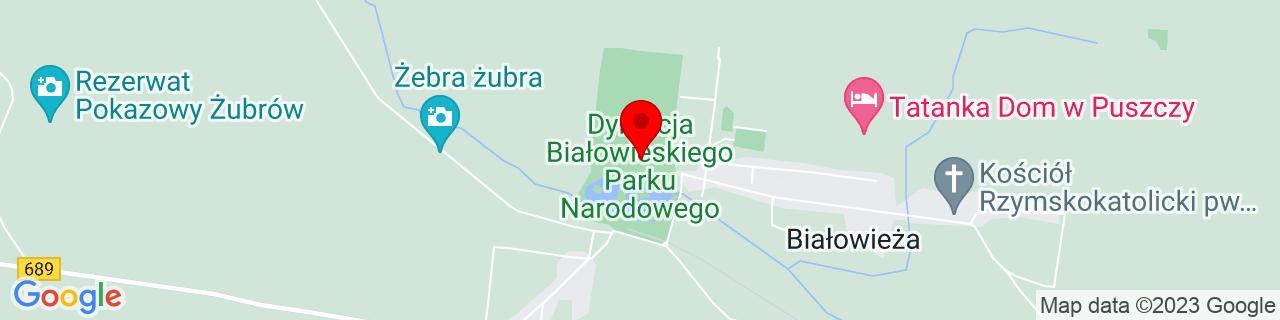 Google Map of 52.70335555555556, 23.84693888888889