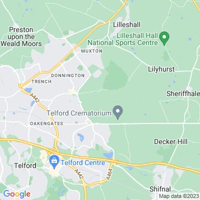 Lilleshall Park Location