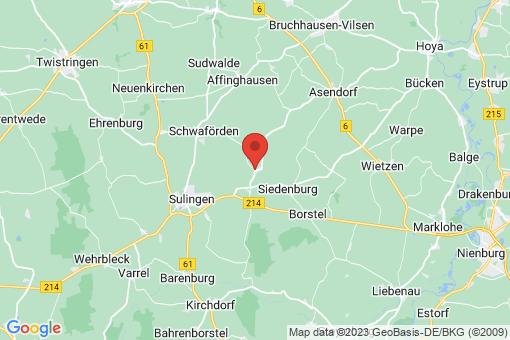 Karte Mellinghausen