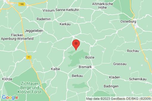 Karte Vienau