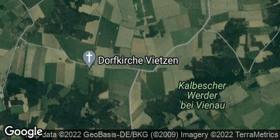 Google Map of Kahrstedt