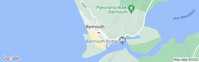 Map Of Barmouth