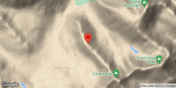 Chak Peak Deep Slab