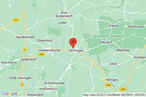 Karte Wittingen