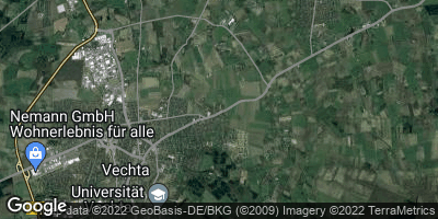 Google Map of Oythe