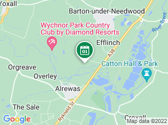 A static map of SWT Burton Group: Walk: Tucklesholme