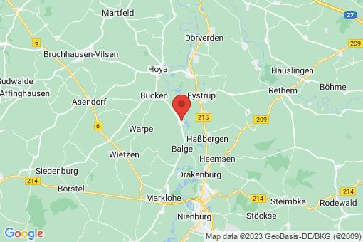 Karte Schweringen