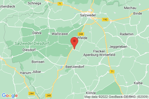 Karte Siedenlangenbeck