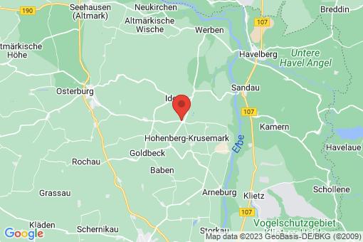 Karte Hindenburg