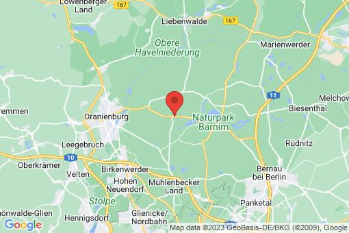 Karte Wensickendorf