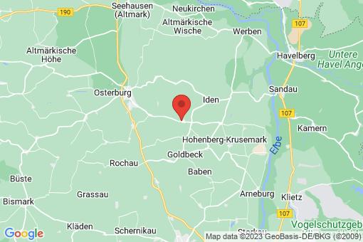 Karte Walsleben