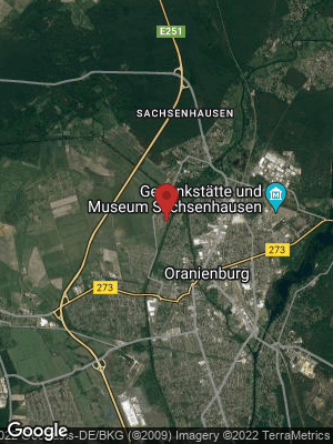 Google Map of Friedrichsthal