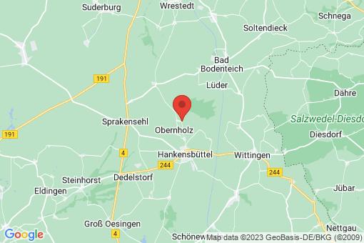 Karte Obernholz