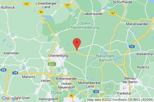 Karte Schmachtenhagen