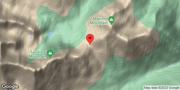 Marmot Pass