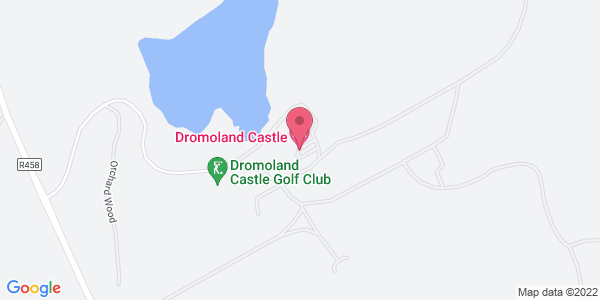 Get directions to Dromoland Castle Hotel