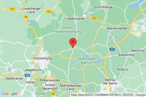 Karte Zehlendorf
