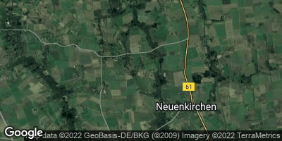 Google Map of Wedehorn
