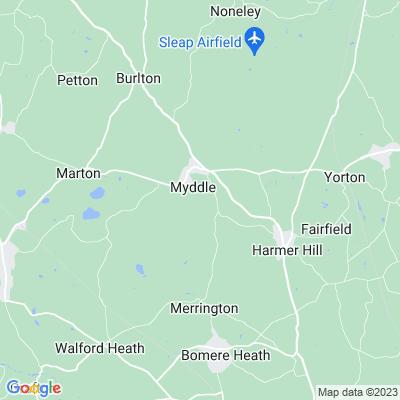 Myddle Location