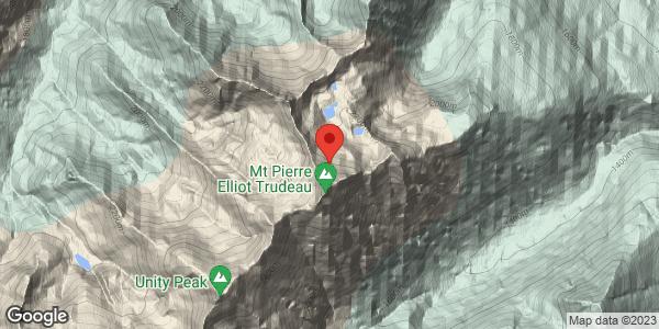 Mt. Pierre Elliot Trudeau