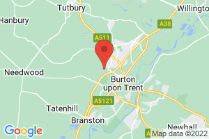 Burton Health Library on the map