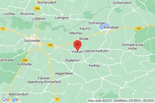 Karte Vissum
