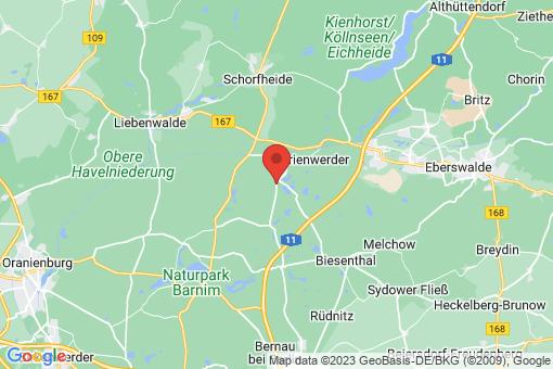 Karte Ruhlsdorf
