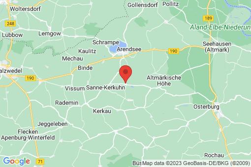 Karte Heiligenfelde