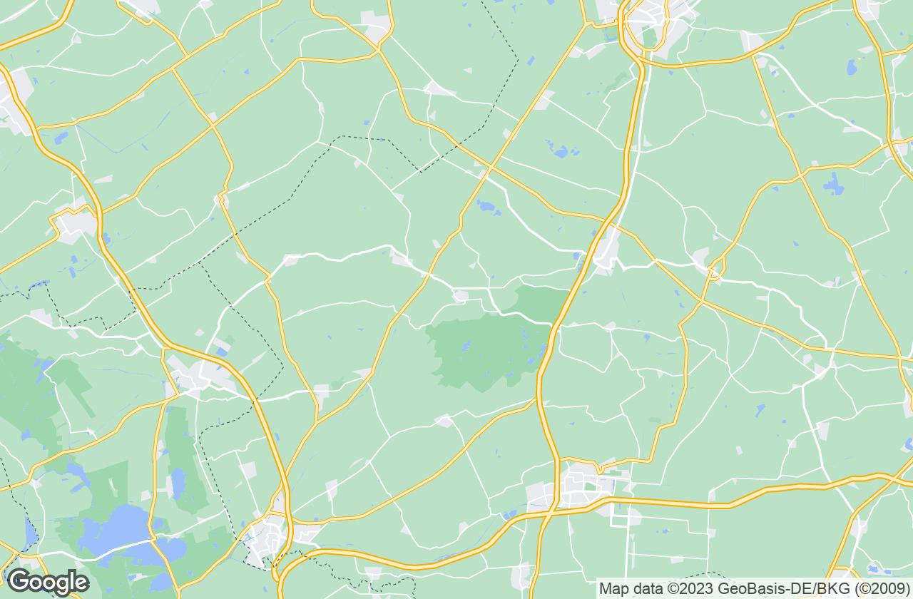 Google Map of Dwingeloo