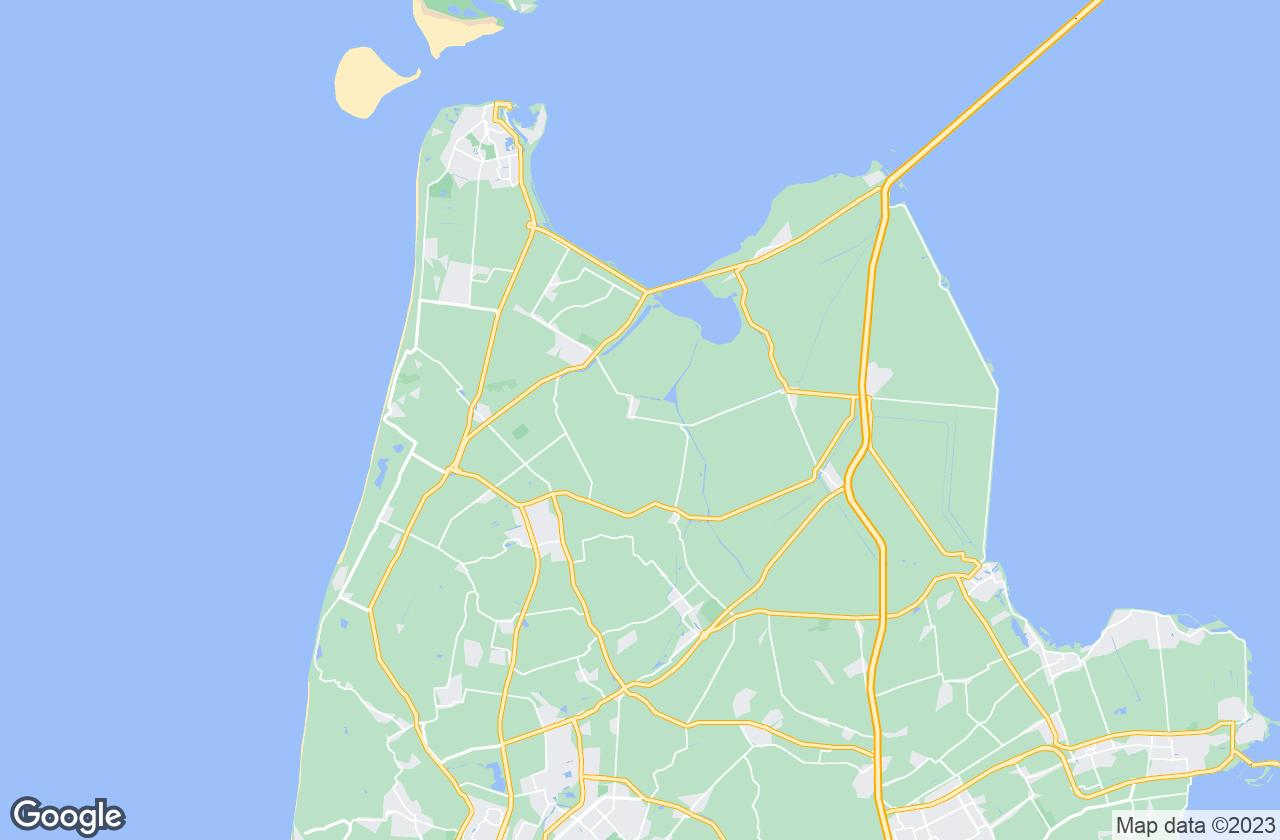 Google Map of Wieringerwaard
