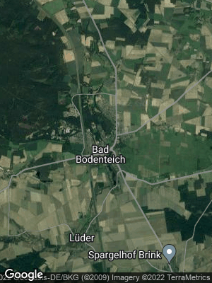 Google Map of Bad Bodenteich