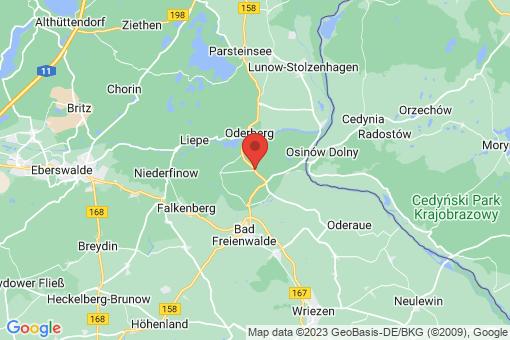 Karte Neuenhagen