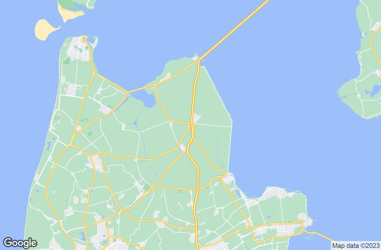 Google Map of Wieringermeer