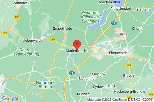 Karte Marienwerder
