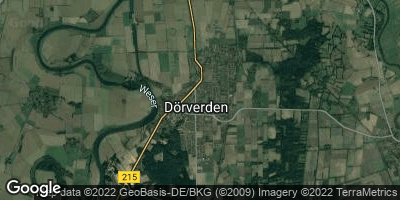 Google Map of Dörverden