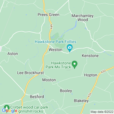 Weston Parks Location