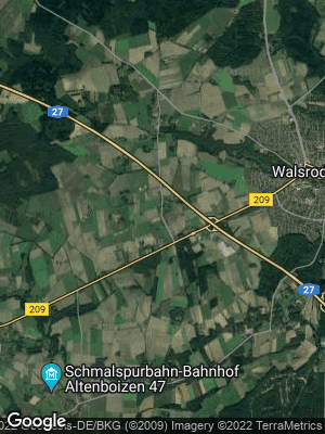 Google Map of Schneeheide