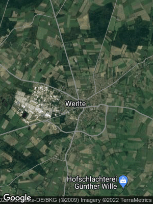 Google Map of Werlte
