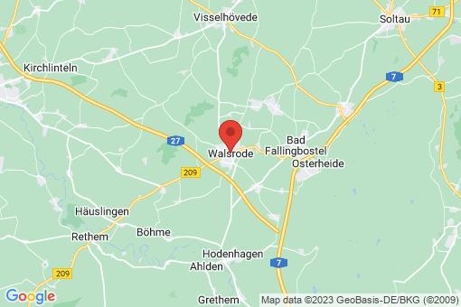 Karte Walsrode