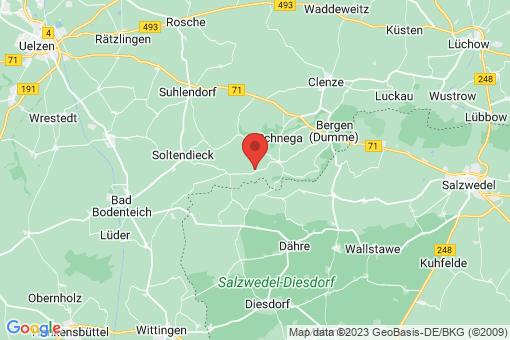 Karte Schnega Gielauer Mühle