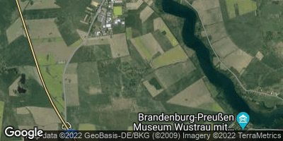 Google Map of Buskow