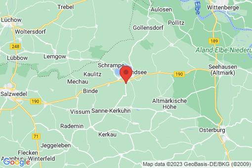 Karte Arendsee