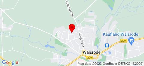 Google Map für Peter Kloppenburg
