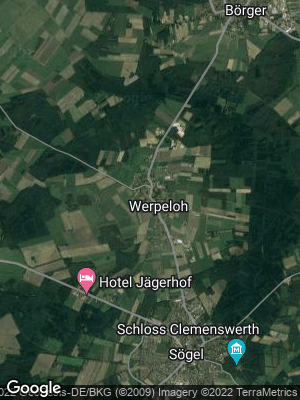 Google Map of Werpeloh