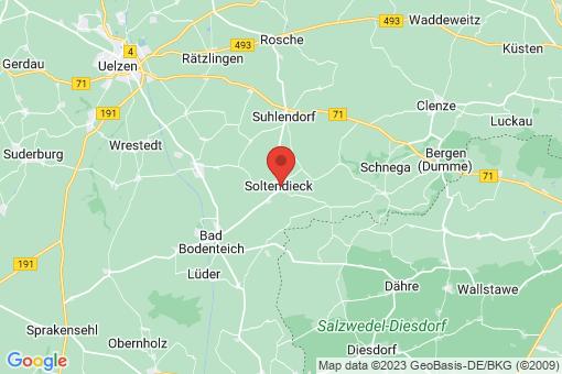 Karte Soltendieck