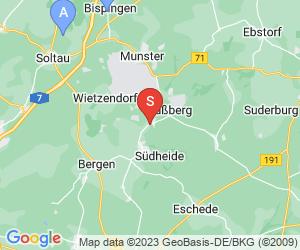 Karte für Wild- und Abenteuerpark Müden/Örtze