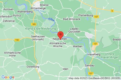 Karte Neukirchen (Altmark)