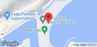 Pwllheli Gas And Leisure location